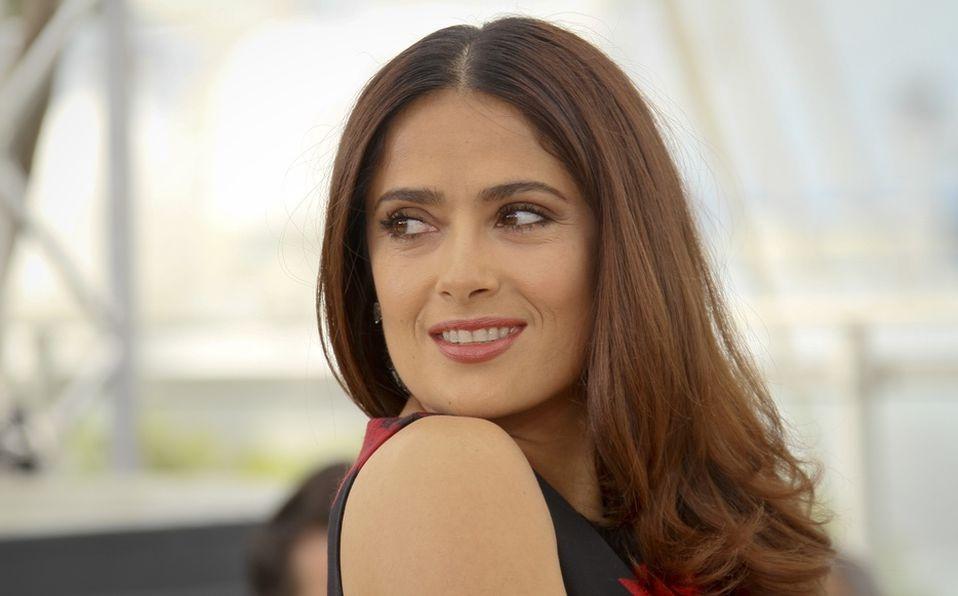 Salma Hayek es una de las actrices latinas más queridas en la industria del cine (Shutterstock).