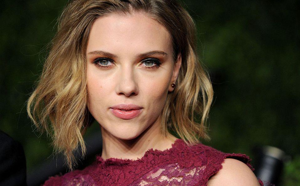 Scarlett Johansson podría convertirse en madre de nuevo (Getty).