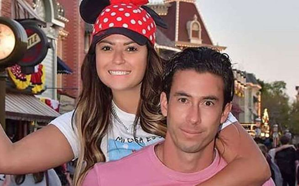 Mariana Echeverría y Oscar Jiménez