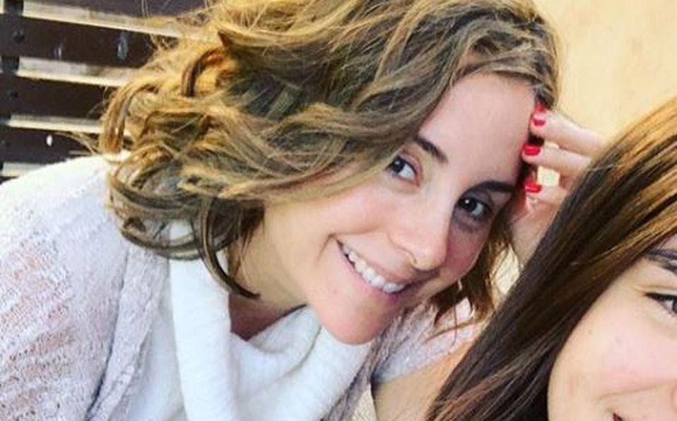 Angela, la hija de Karyme Lozano que heredó su excéntrica belleza