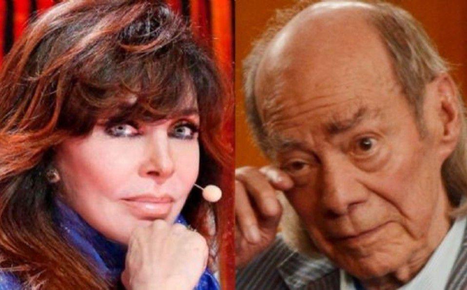 Verónica Castro y 'El Loco' Valdés: Así fue su romántica historia de amor