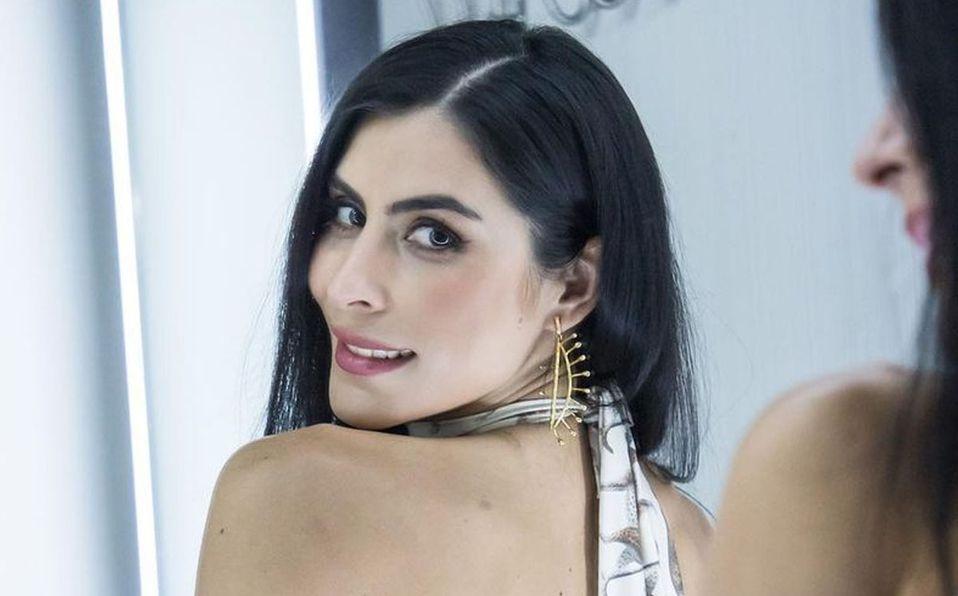 María León lució impactante (Instagram).