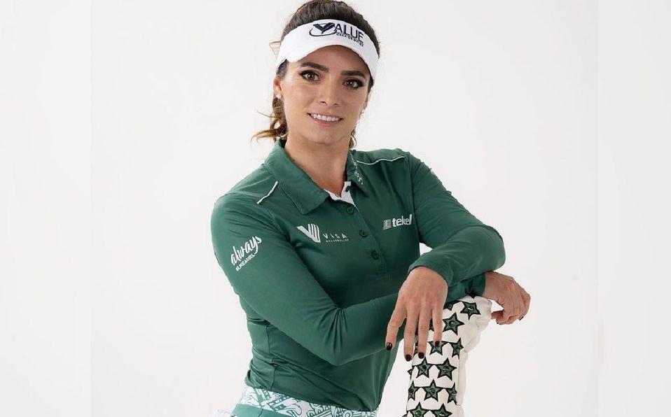 Gaby Cruz es la mejor golfista latinoamericana y será abanderada en Tokio 2020