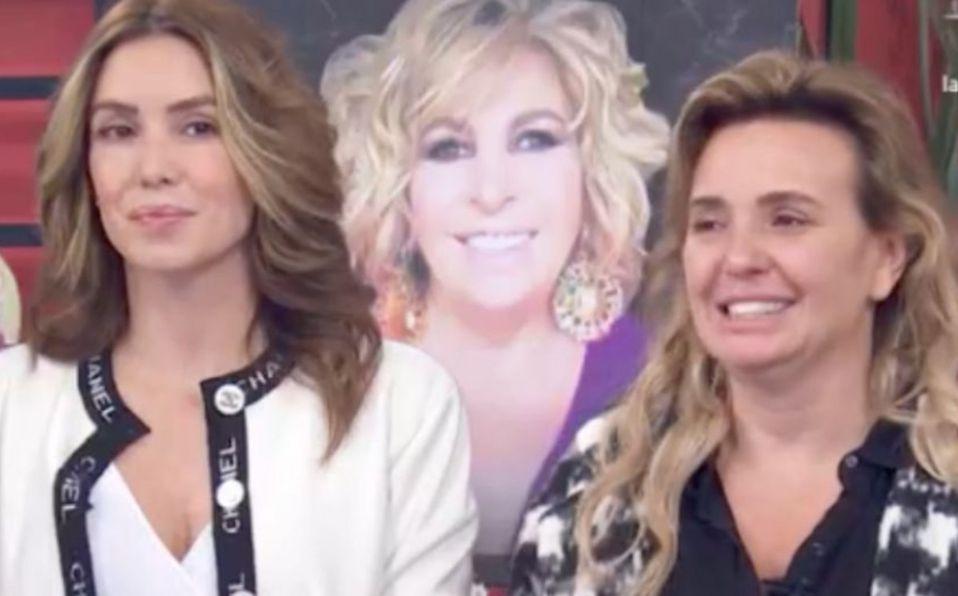 Andrea Escalona  habla en Hoy de su último momento con Magda Rodríguez