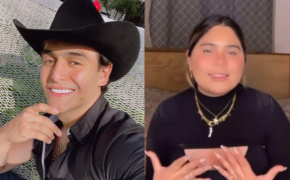 Julián Figueroa habló sobre las declaraciones de su hermana (Instagram).