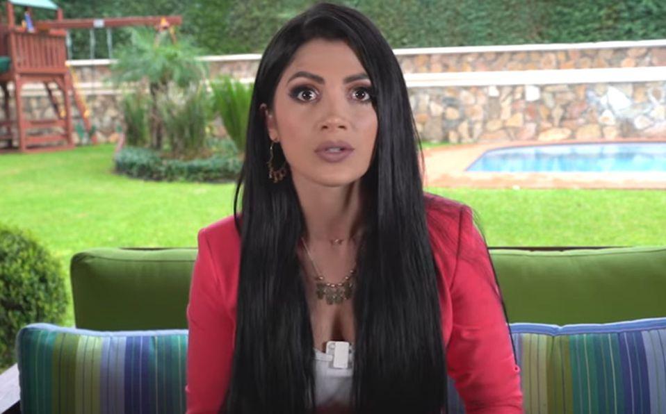 Kimberly Flores reaccionó a los ataques que ha recibido (Instagram).
