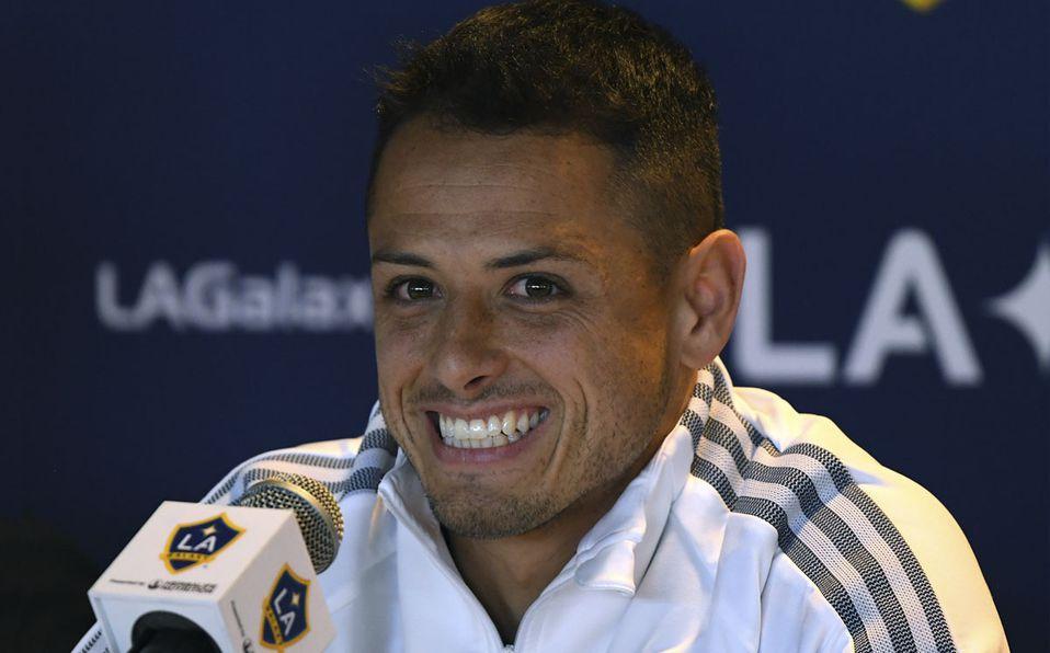 Javier 'Chicharito' Hernández tiene dos hijos (Getty).