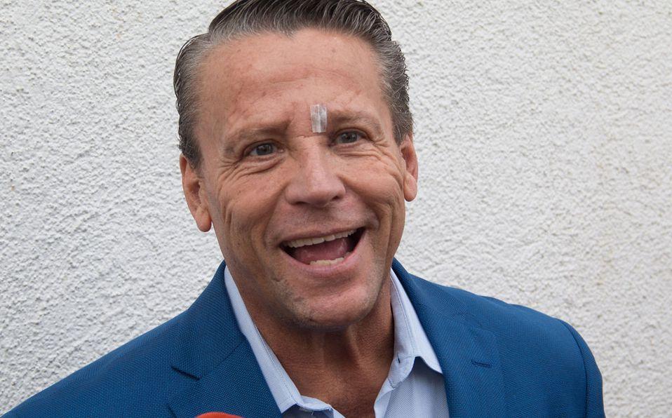 Alfredo Adame se convirtió en tendencia por insultar a un automovilista (Cuartoscuro).