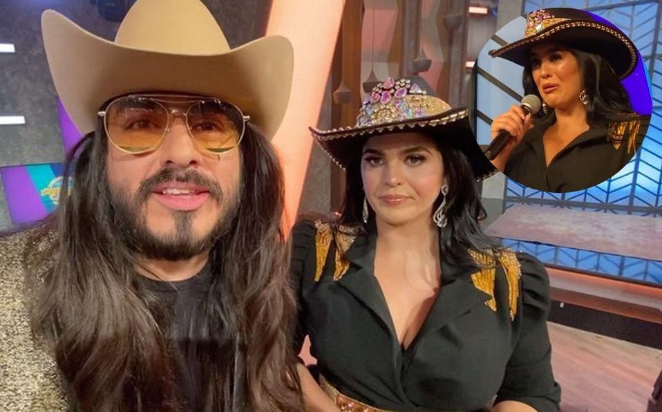 Curvy Zelma estuvo cerca de ser descalificada por culpa de Rey Grupero (Instagram).