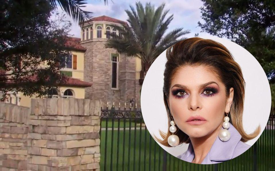 Itatí Cantoral vende casa en 27 millones de pesos y así es por dentro