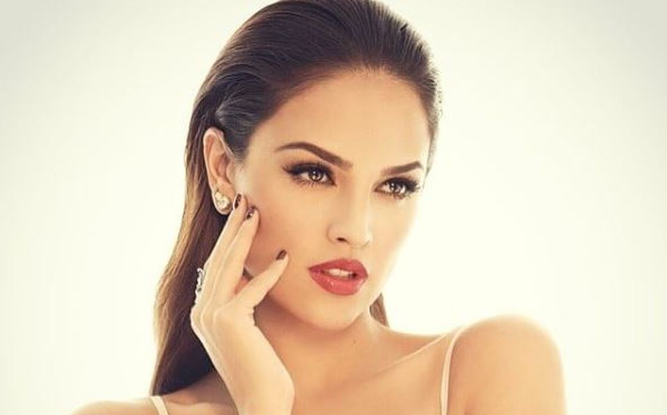 Eiza González impacta por su parecido a Angelina Jolie en esta foto