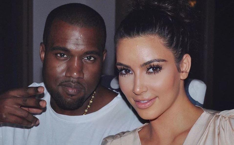 Kim Kardashian le habría pedido el divorcio a Kanye West (Instagram).