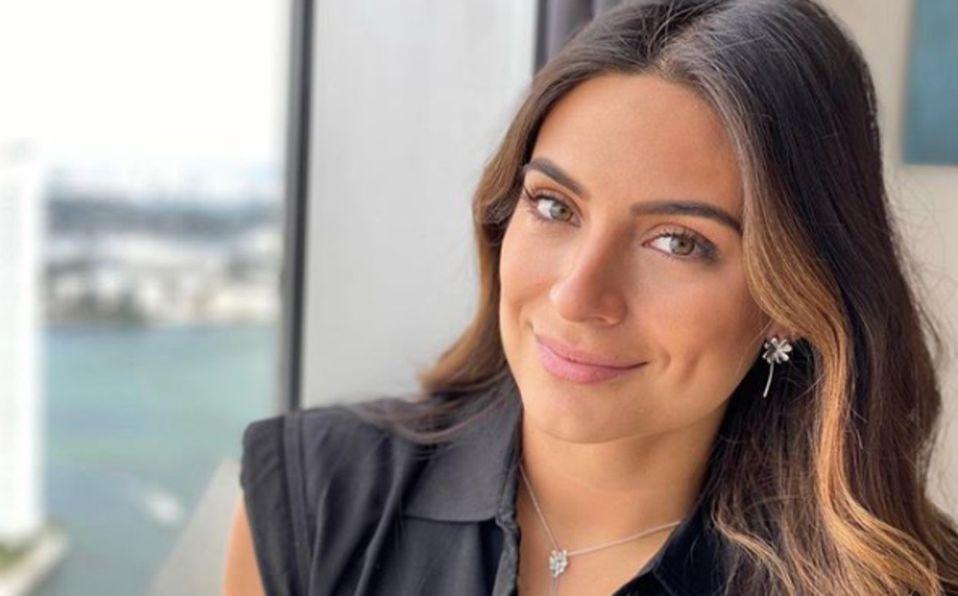 Ana Brenda, quién es su novio Zacarías Melhem