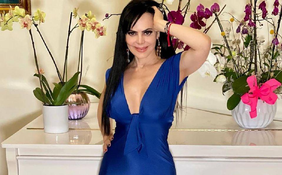 Maribel Guardia sorprendió con fotografía de su vestido de novia