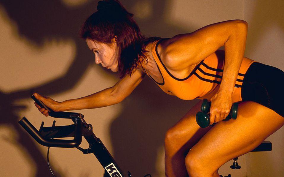 Aparatos de ejercicio en casa