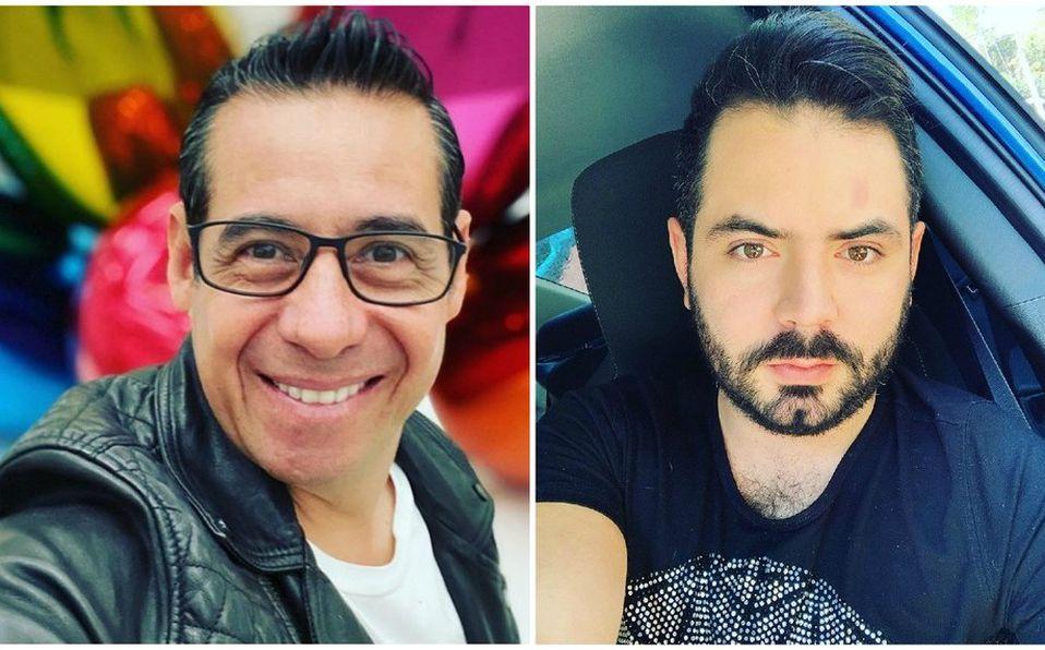 Yordi Rosado y José Eduardo Derbez tuvieron una videollamada en la que hicieron confesiones (Instagram).