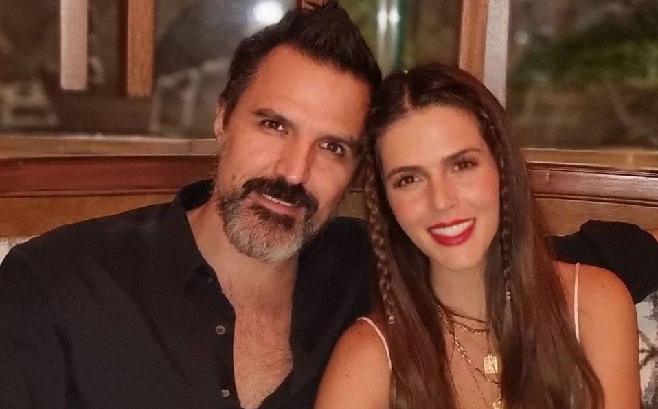 Claudia Álvarez y Billy Rovzar serán papás de nuevo (Instagram).