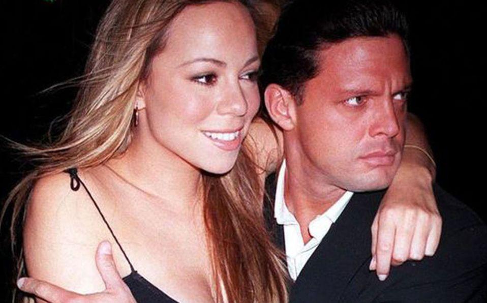 Luis Miguel y Mariah Carey llamada filtrada