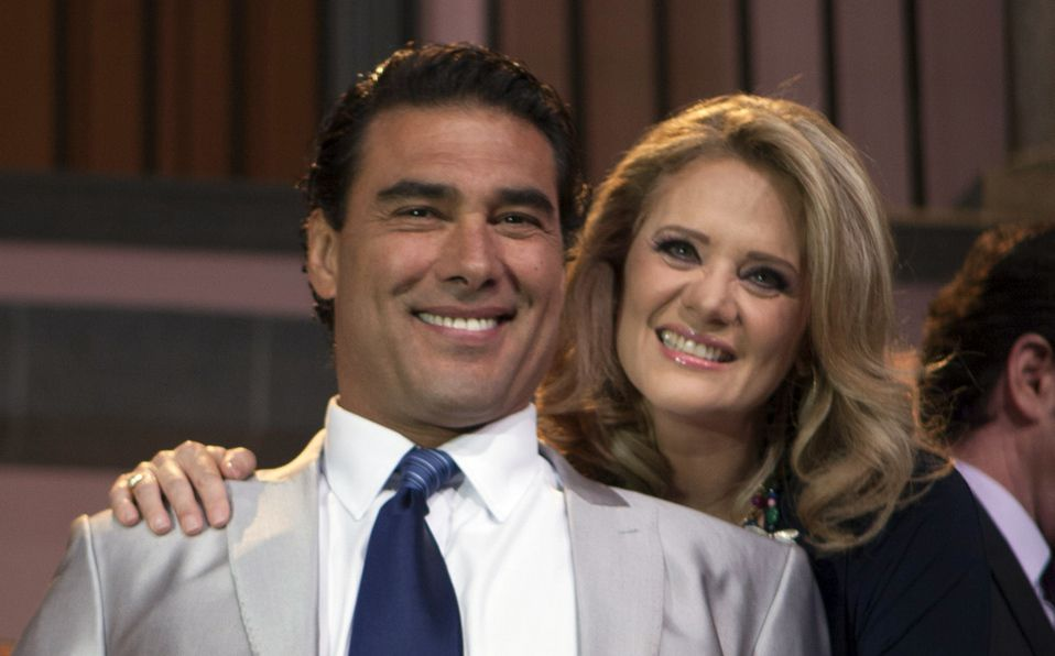 Eduardo Yañez protagonizó la telenovela junto a Erika Buenfil (Cuartoscuro).