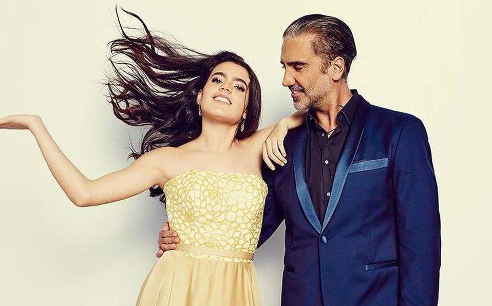 Camila Fernández demostró que posee talento y belleza (Instagram).