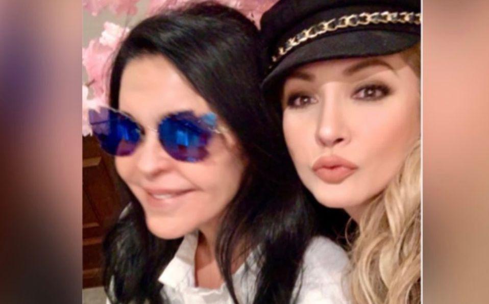 Paty Navidad y María Conchita Alonso (Foto: Instagram)