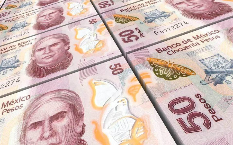 Billetes de 50 pesos precio de hasta 1000 pesos