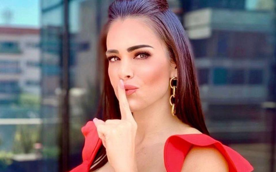 Luz Elena González: Así lucía en Nuestra Belleza México 1994