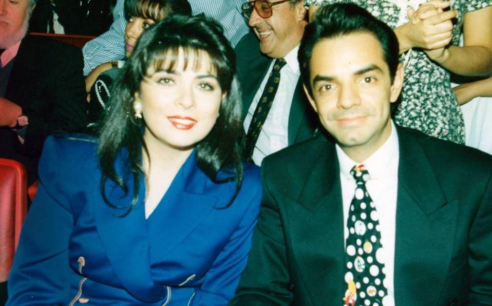 Eugenio Derbez y Victoria Ruffo: Cómo fue su relación