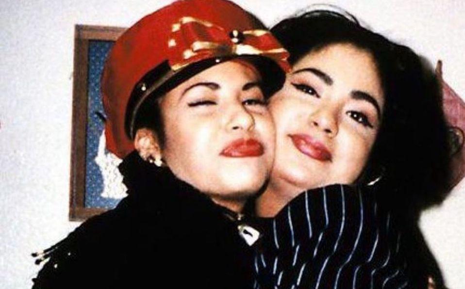 La hermana de Selena compartió un antiguo recuerdo (Instagram).