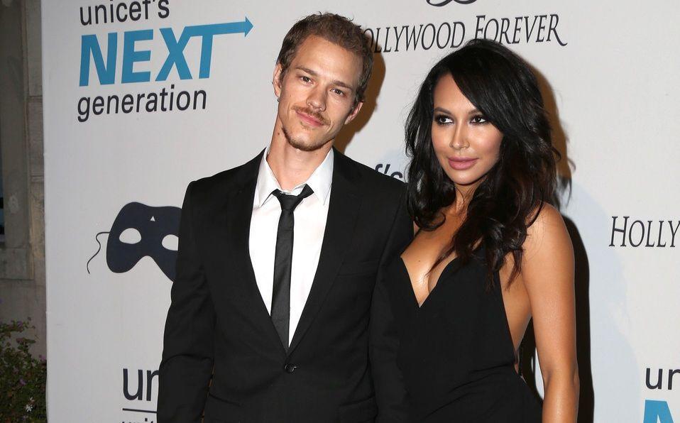 Naya Rivera y Ryan Dorsey tenían una buena relación a pesar de su divorcio (Shutterstock).