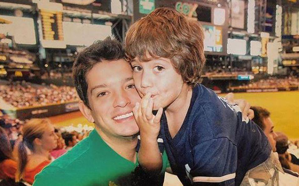 Tristán, el guapo hijo de Yahir ya creció y le robó las fans a su papá