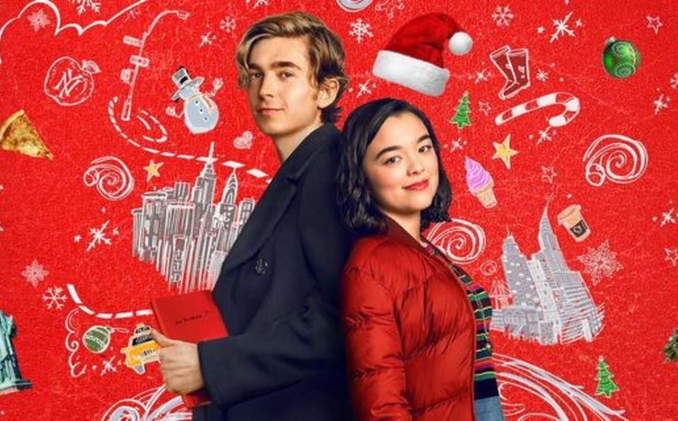 Dash y Lily: La serie navideña de Netflix donde aparecen los Jonas Brothers