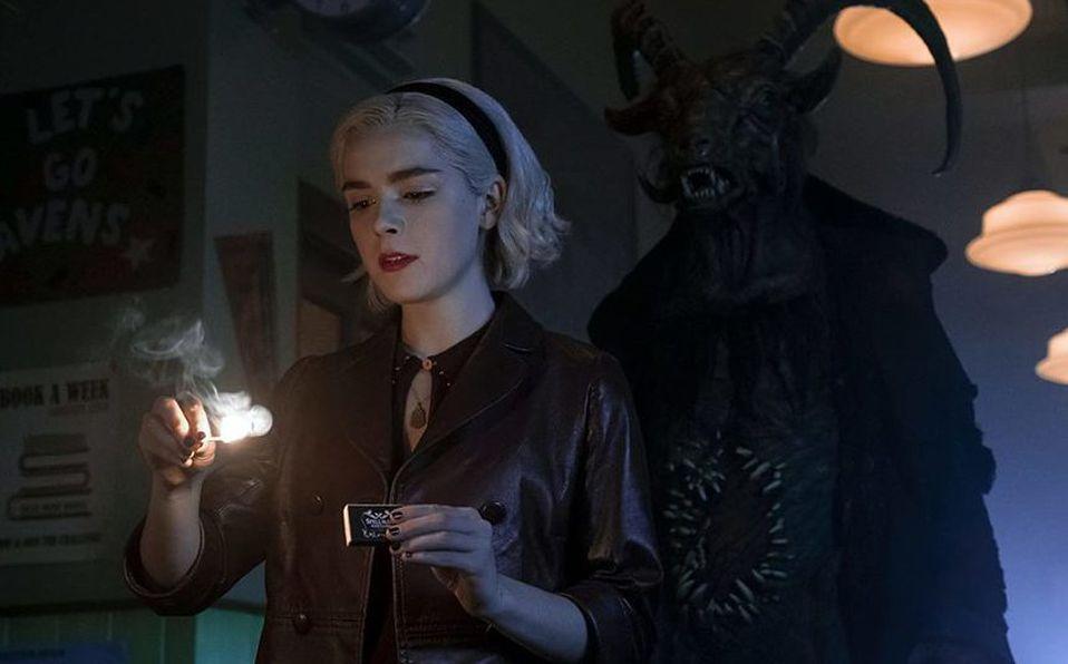'El mundo oculto de Sabrina' ya no será renovada (Especial).