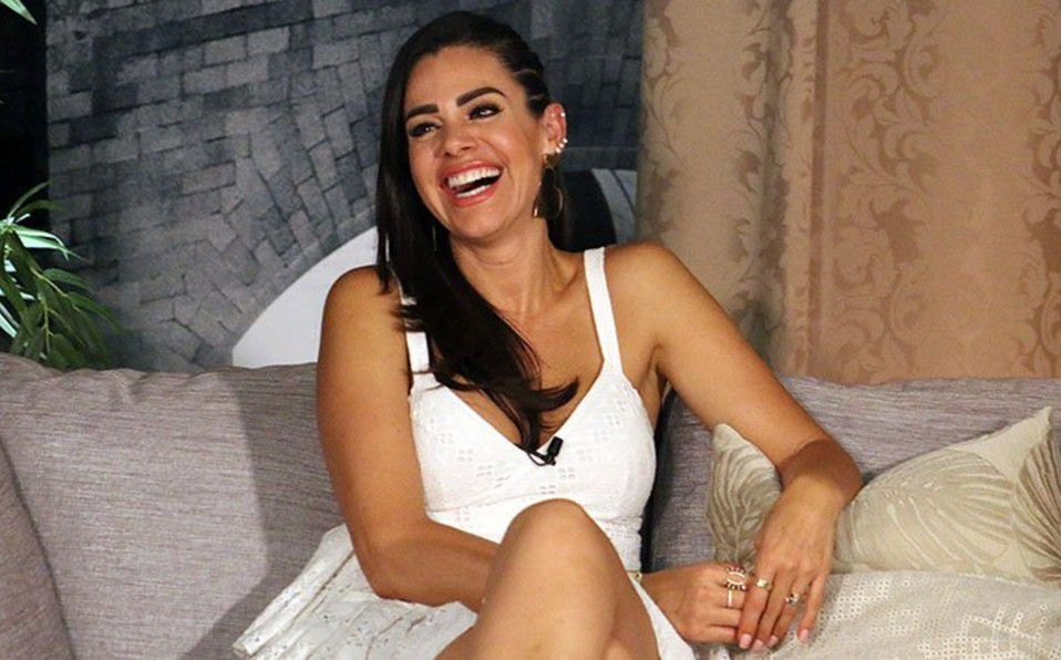 Luz Elena González de joven, así de diferente se veía