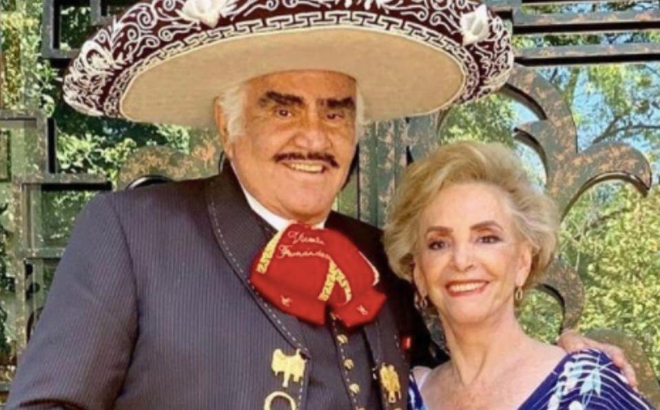 Cuca: Así lucía la esposa De Vicente Fernández en su juventud