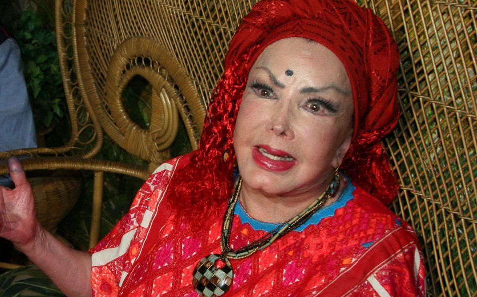 Irma Serrano saltó a la fama en los 60 (Cuartoscuro).