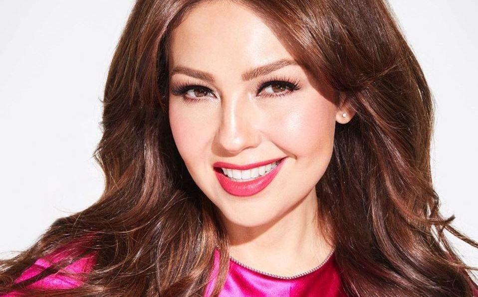 Thalía suele 'romper' las redes sociales con sus ocurrentes videos (Instagram).