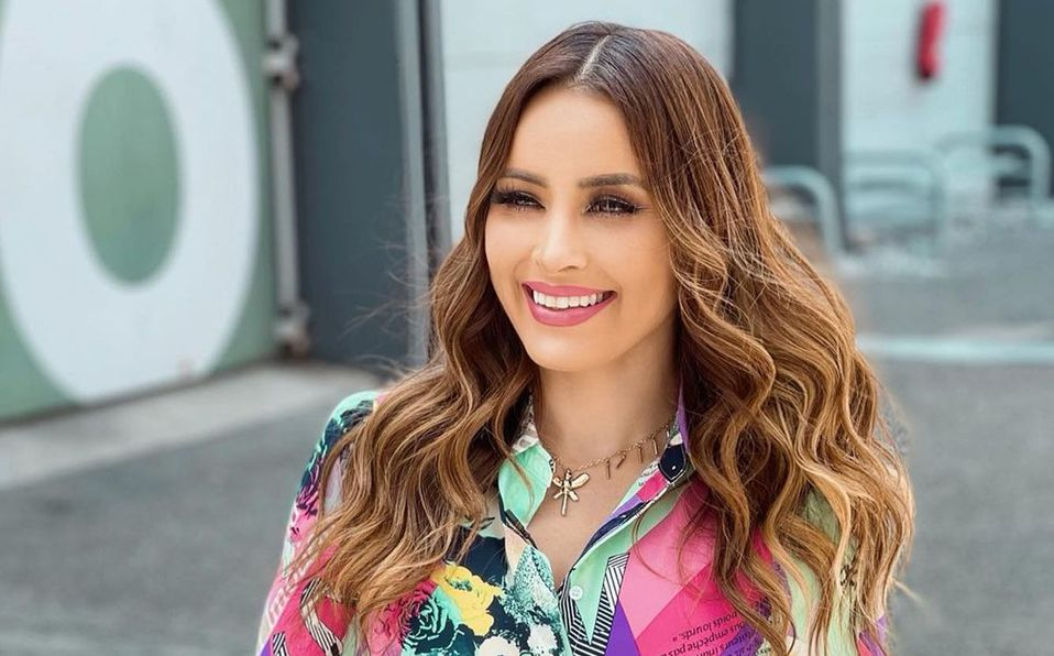 Cynthia Rodríguez se lució en la pista (Instagram).