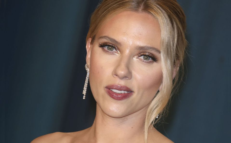 Todos compararon a la tiktoker con Scarlett Johansson (Getty)