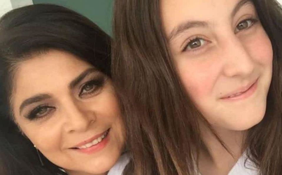 Hija de Victoria Ruffo cambia de look y lo muestra en redes sociales