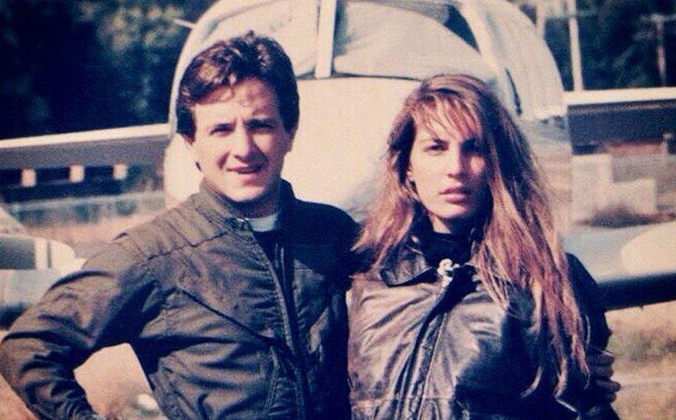Eduardo Palomo y Carina Ricco se casaron en 1994 (Instagram).