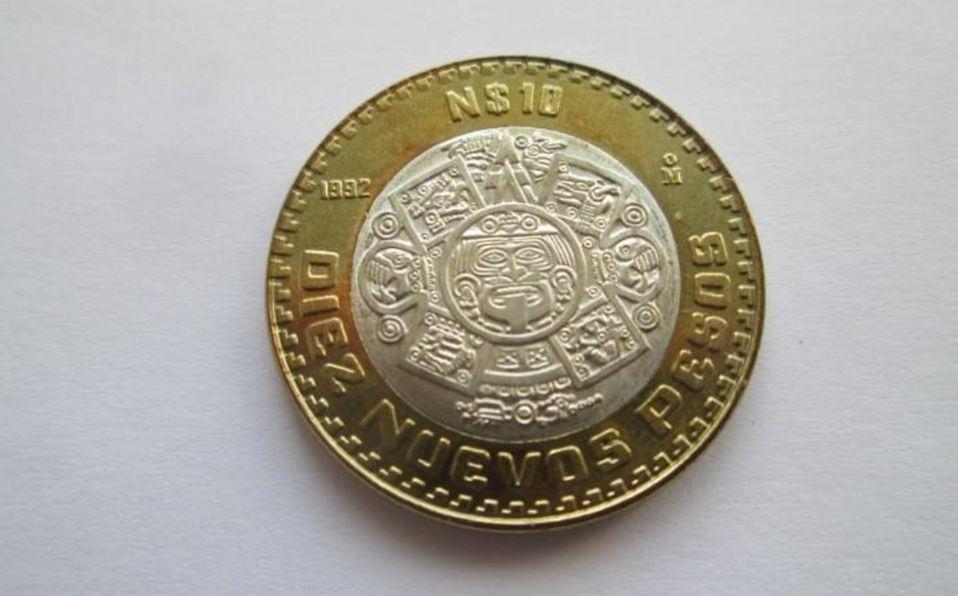 Moneda de 10 pesos que vale más: se puede vender en 2 mil pesos