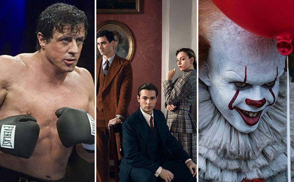 Checa aquí la lista de estrenos de Netflix para octubre (Especial).