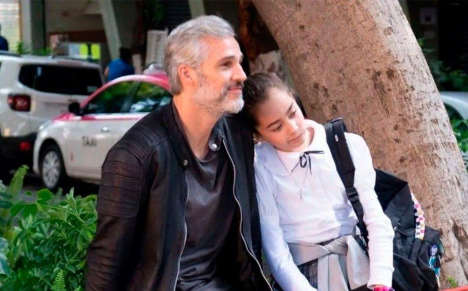 'Se busca papá', la exitosa película de Netflix