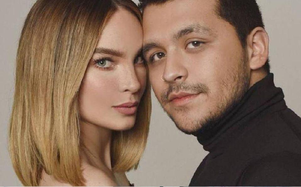 Belinda y Christian Nodal grabarán el tema de una telenovela