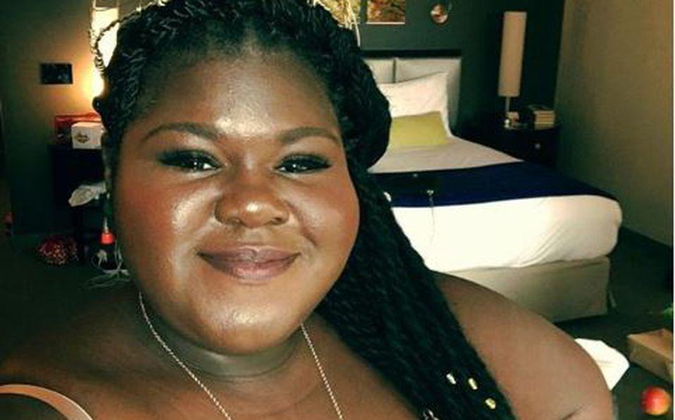 La selfie sin maquillaje de 'Precious' que mostró su rostro al natural