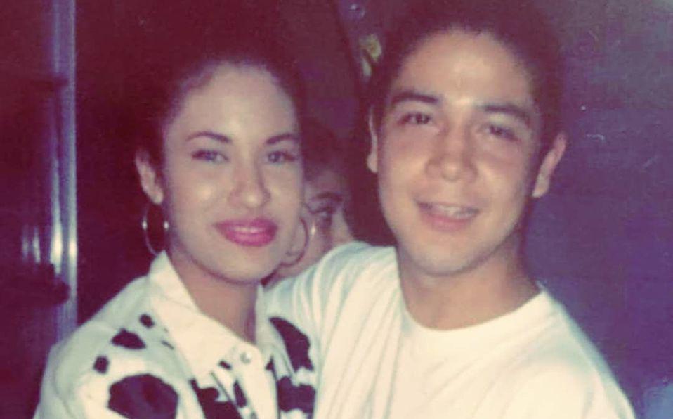 Selena Quintanilla y Chris Pérez (Fotos: Instagram)