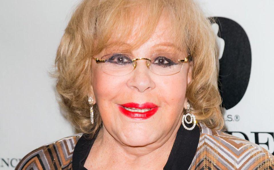 Silvia Pinal permanecerá en el hospital bajo observación médica. (Getty Images)