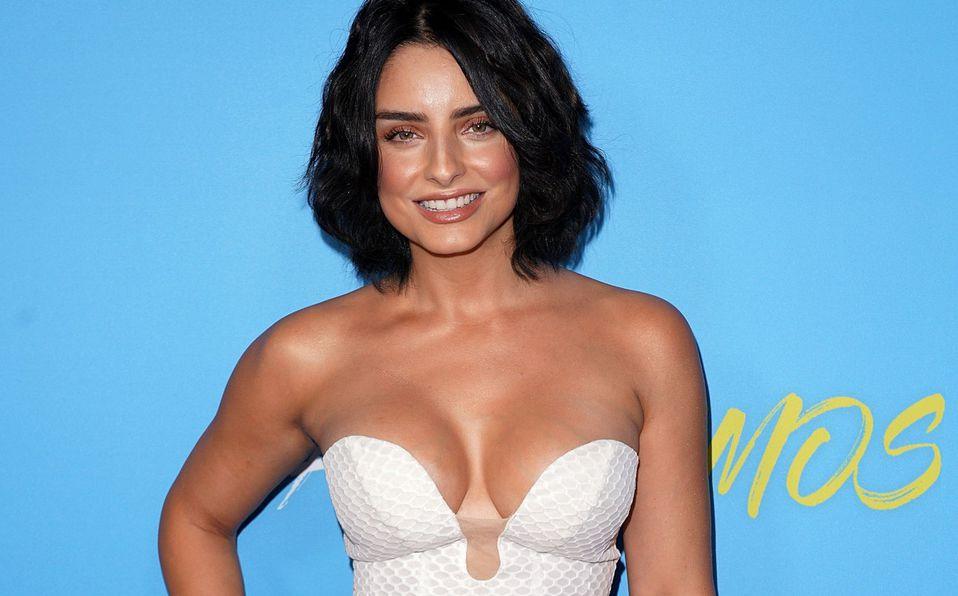 Aislinn Derbez es una de las celebridades más bellas de México (Getty Images)