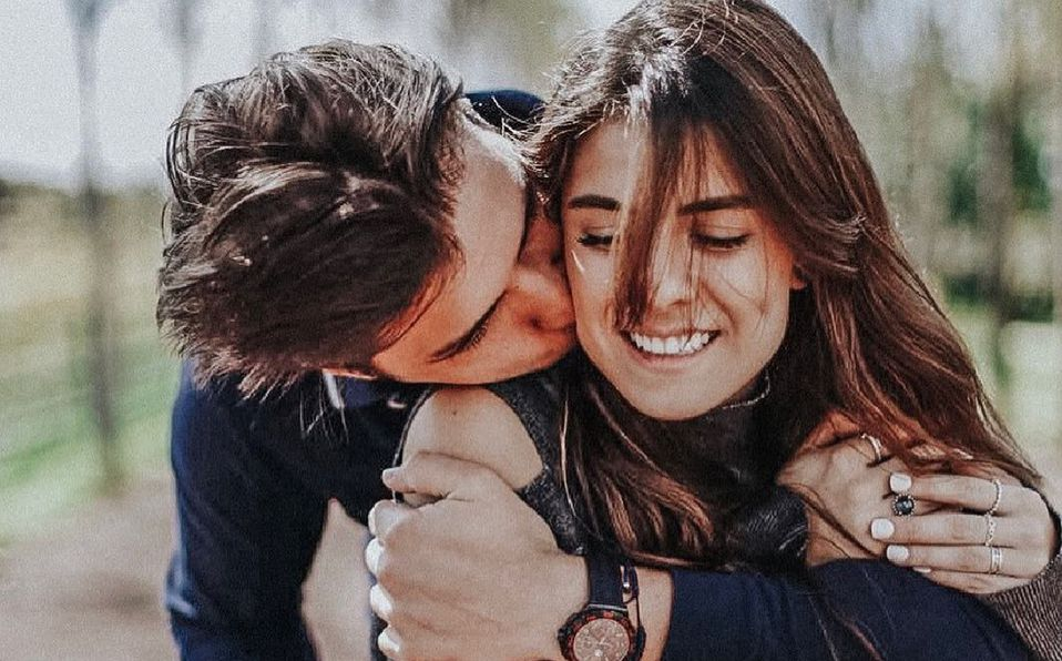 Paulina Peña se comprometió con Fernando Tena
